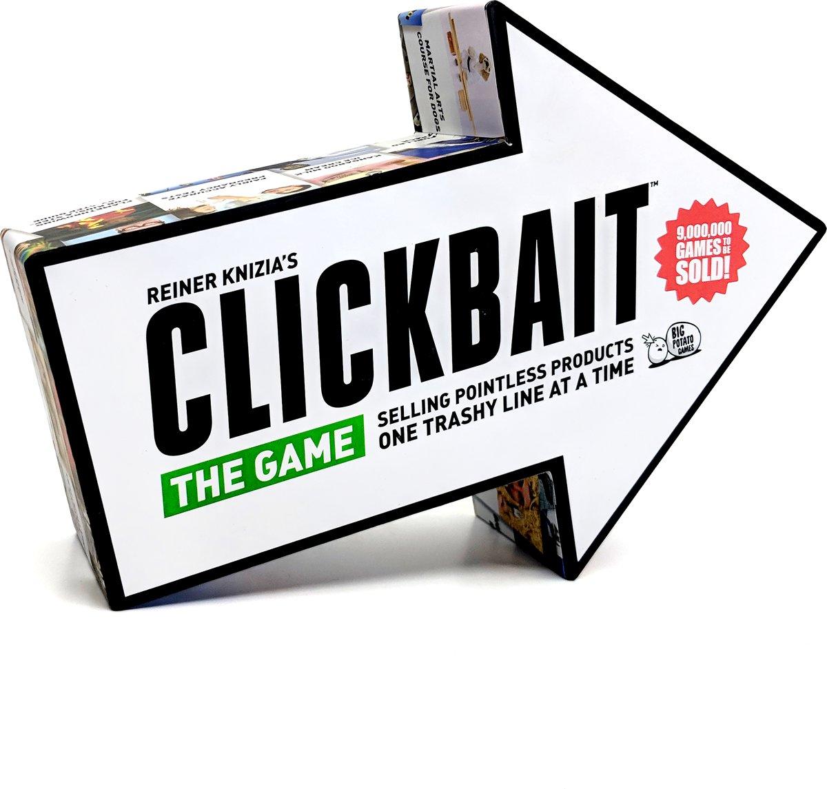 Clickbait Spel - Engelstalig