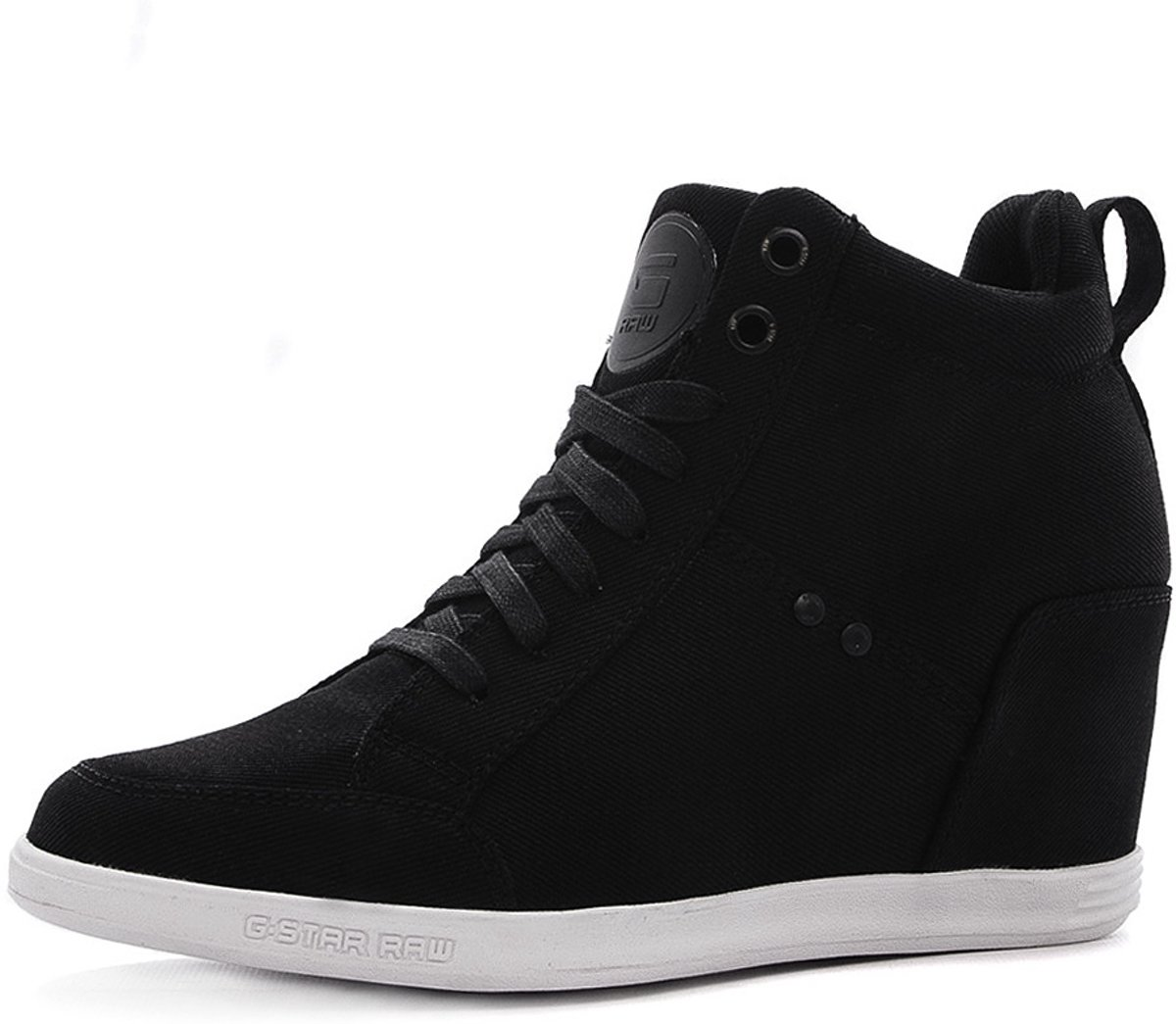 G Star RAW sneakers denim Schoenen sneakers, Sleehakken en