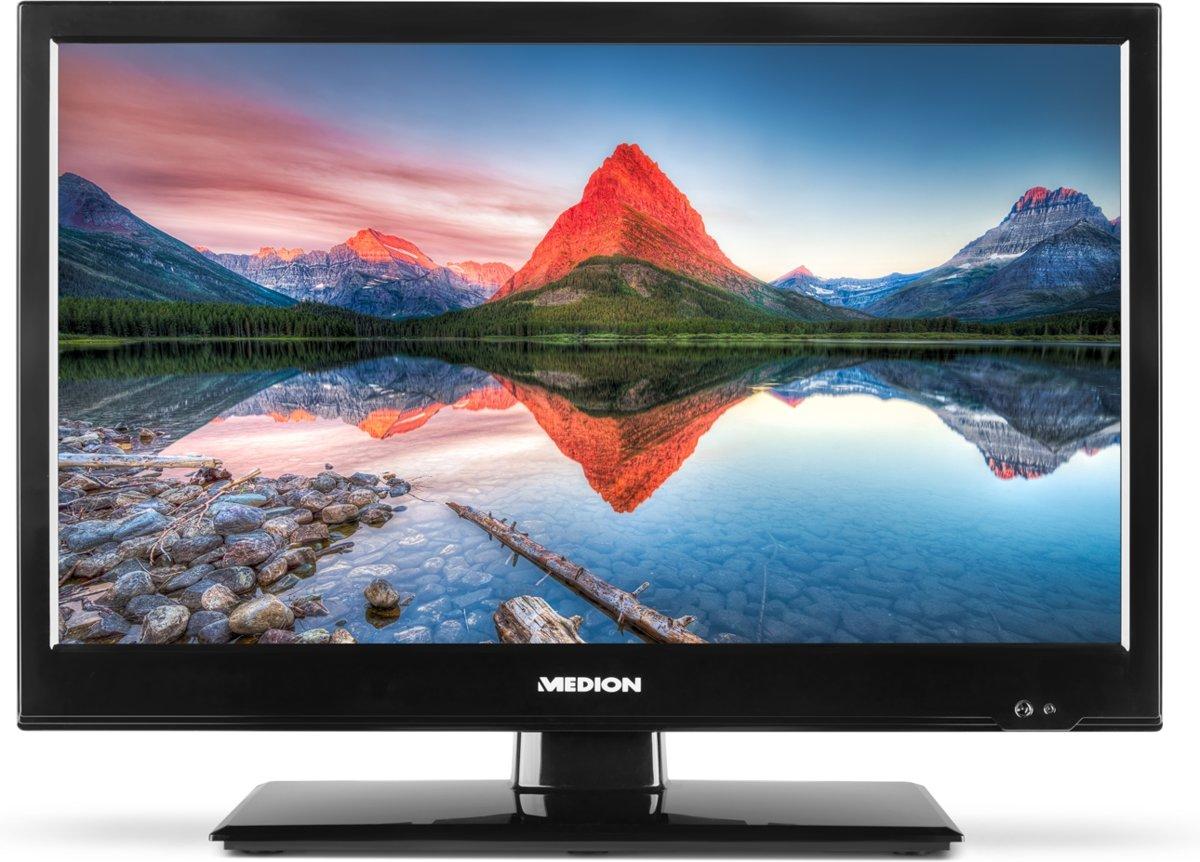 MEDION LIFE P12309 18.5'' HD Zwart LED TV voor €89,99