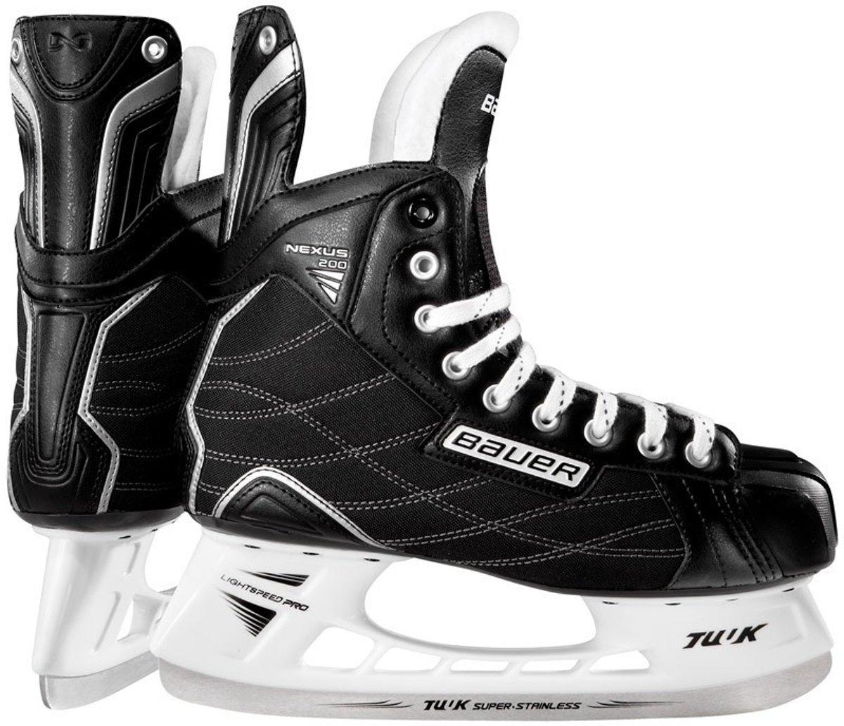 IJshockeyschaats Bauer NEXUS 200 Maat 45,5