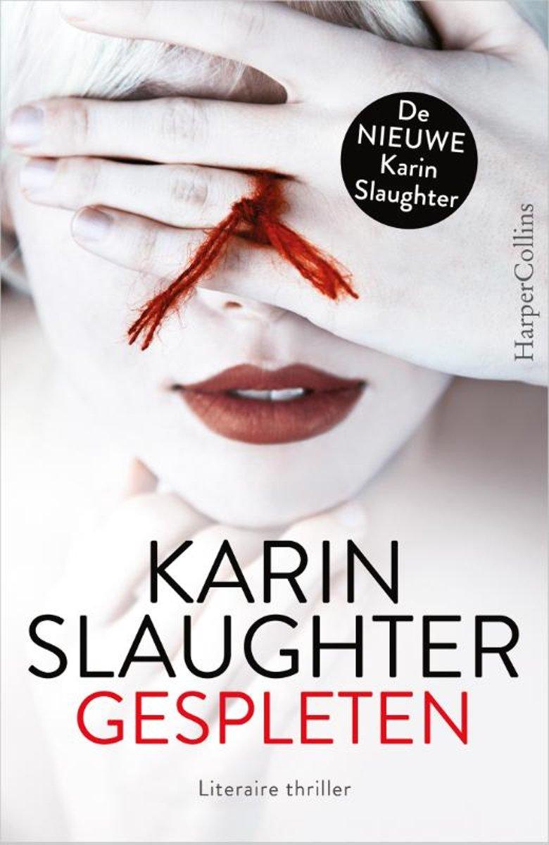 Afbeeldingsresultaat voor karin slaughter gespleten