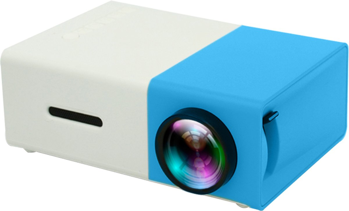 Mini Beamer - Full HD - 720P - Mini Projector - Draagbaar - Portable - Presentaties / Films / Games kopen
