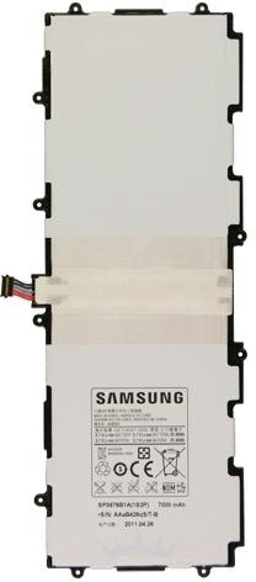 Samsung Galaxy Note 10.1 4G+WiFi Batterij origineel SP3676B1A (1 kopen