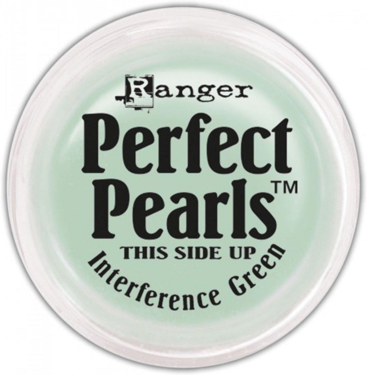 Afbeelding van product Pigment jars interference green