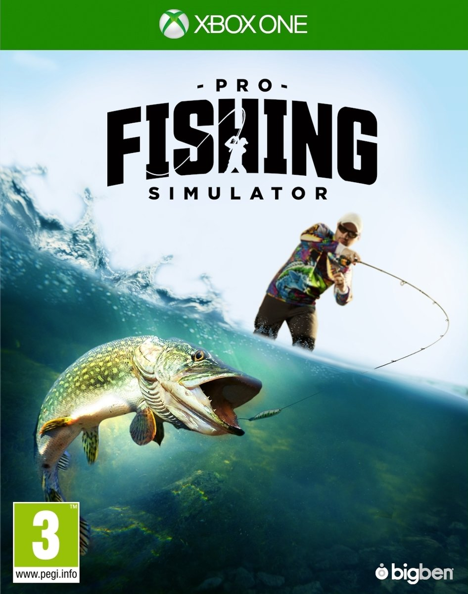 Pro Fishing Simulator Xbox One
