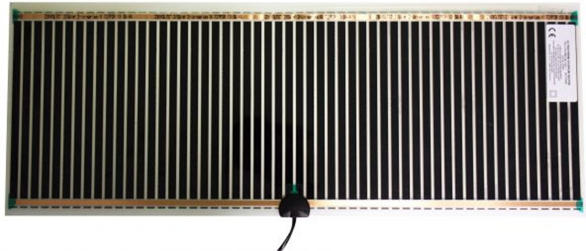 Komodo Geavanceerde Warmtemat - 39 Watt - 733x274 mm