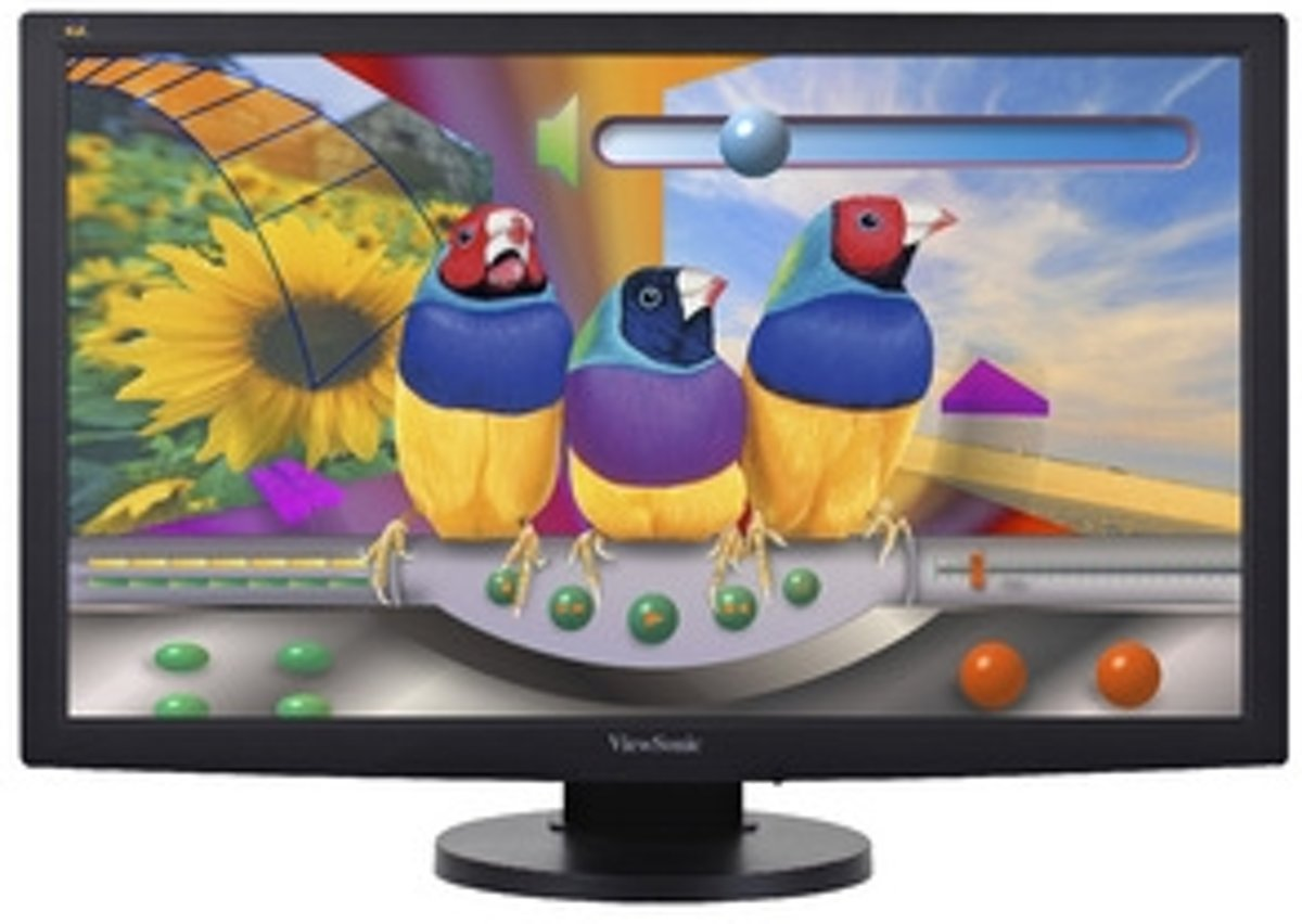 Viewsonic VG2433-LED - Full HD Monitor