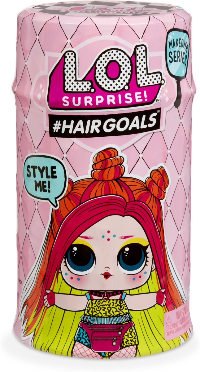 LOL Surprise - Hairgoals Makeover (series 2A)