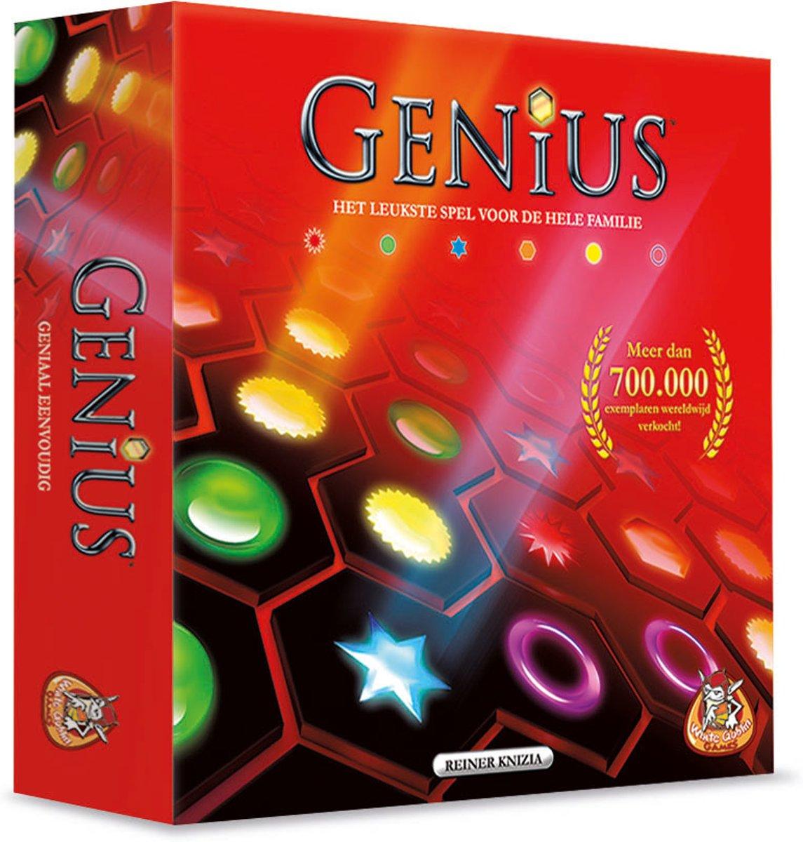 Genius Familiespel
