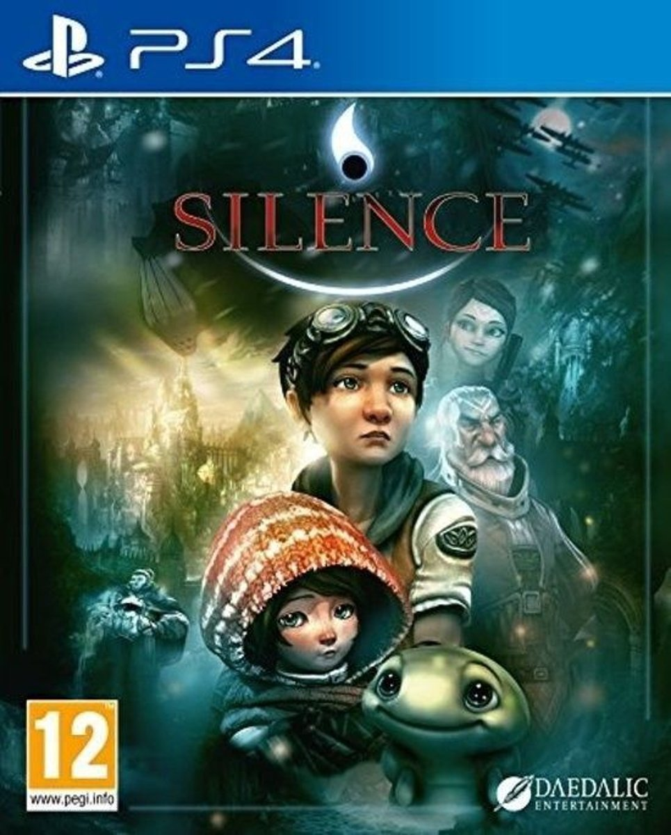 Silence PlayStation 4
