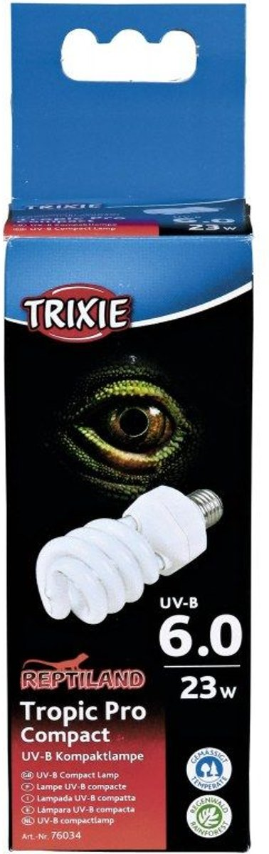 Trixie Tropic Pro Compact 6.0 UV Lamp