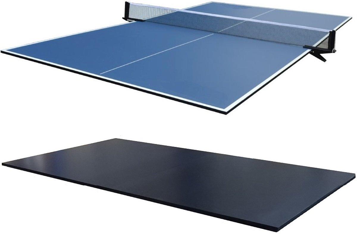 BuckShot Dining Tops - Afdekplaten & Tafeltennisbladen - Voor 7ft Pooltafel