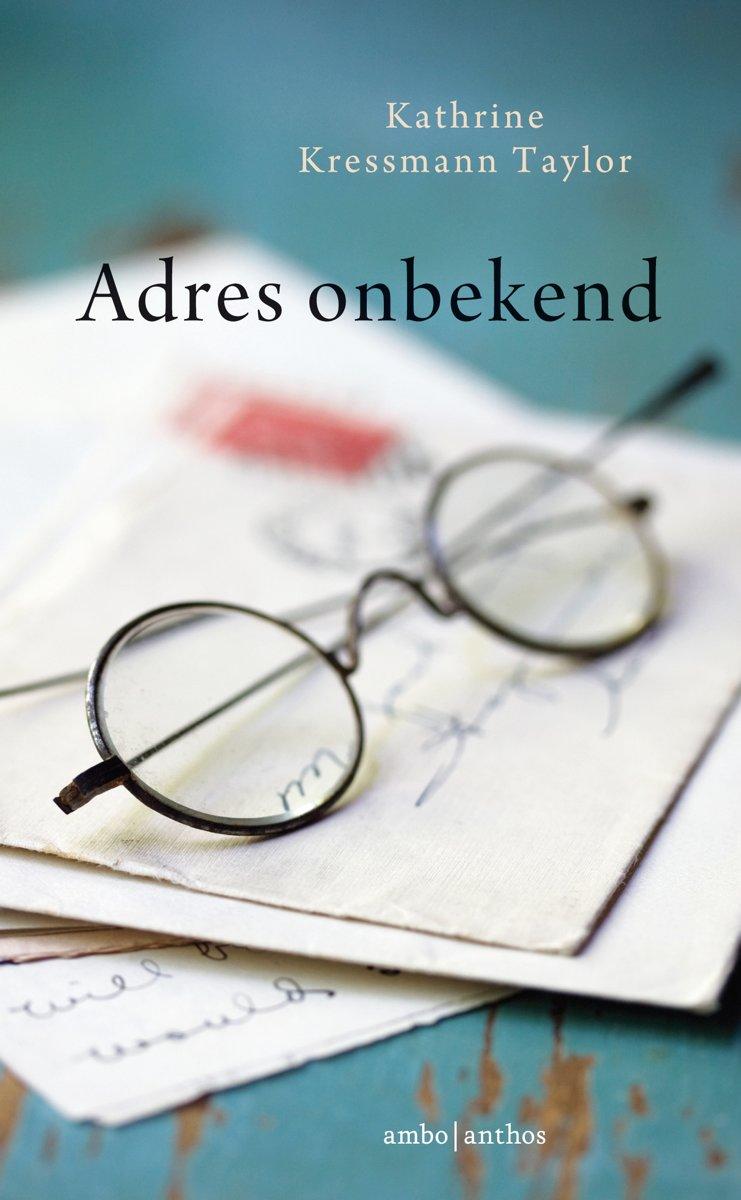 Adres onbekend (6 exx.)