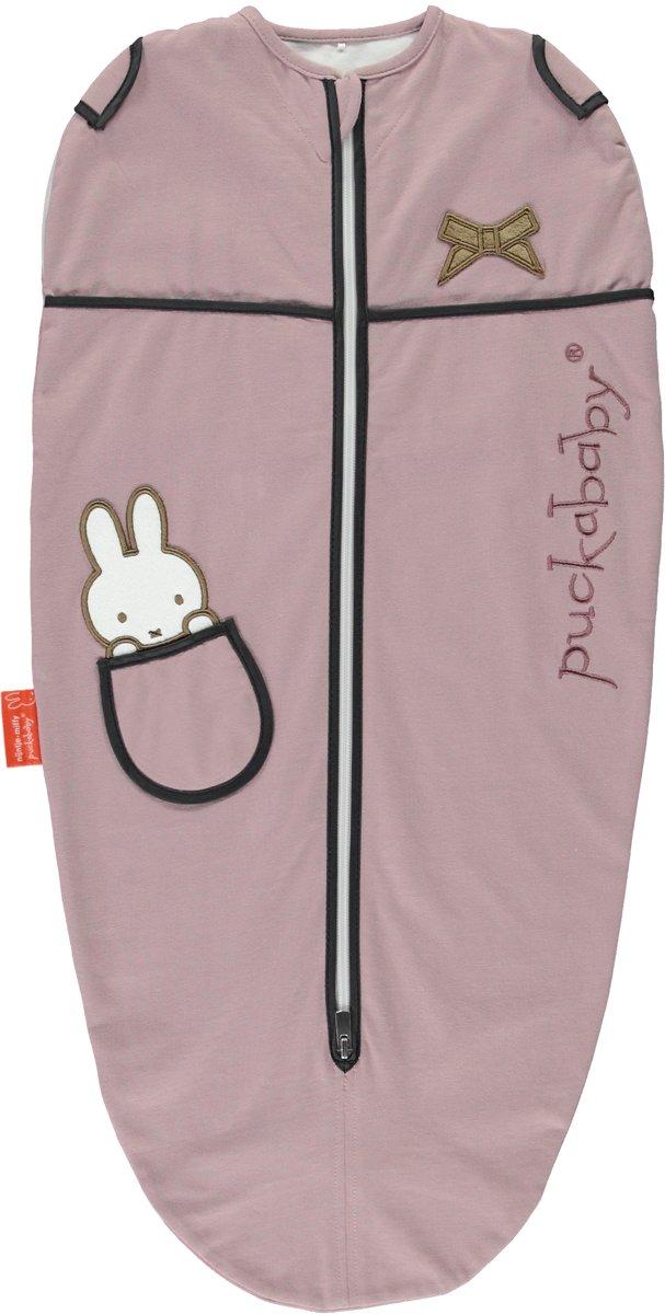 Puckababy Mini Inbakerslaapzak Nijntje 3/6 m - Miffy Candy