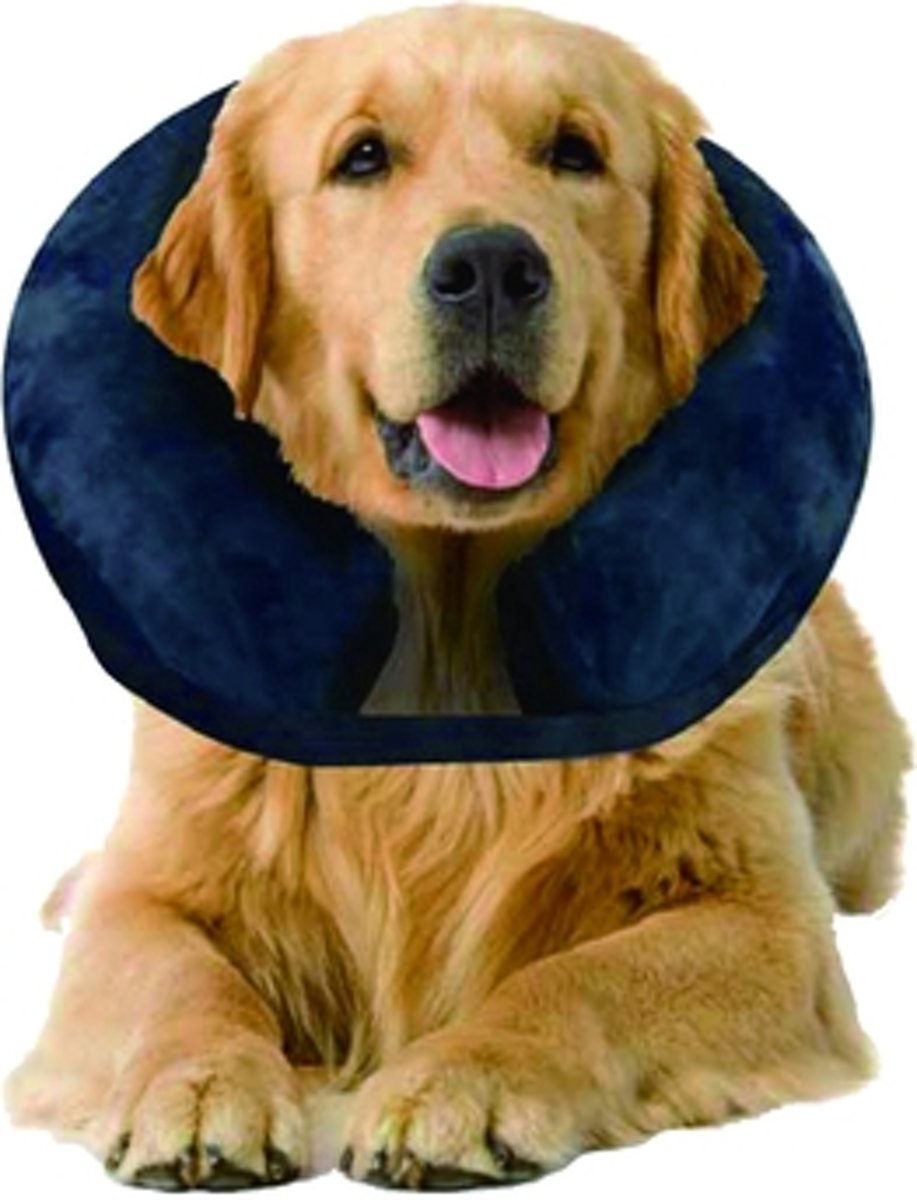 Inflatable Protective Collar - L - 33-45 cm kopen
