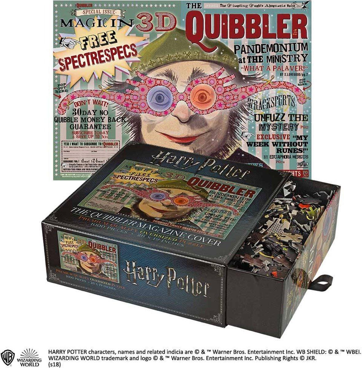 Harry Potter: The Quibbler Magazine Cover Puzzle kopen