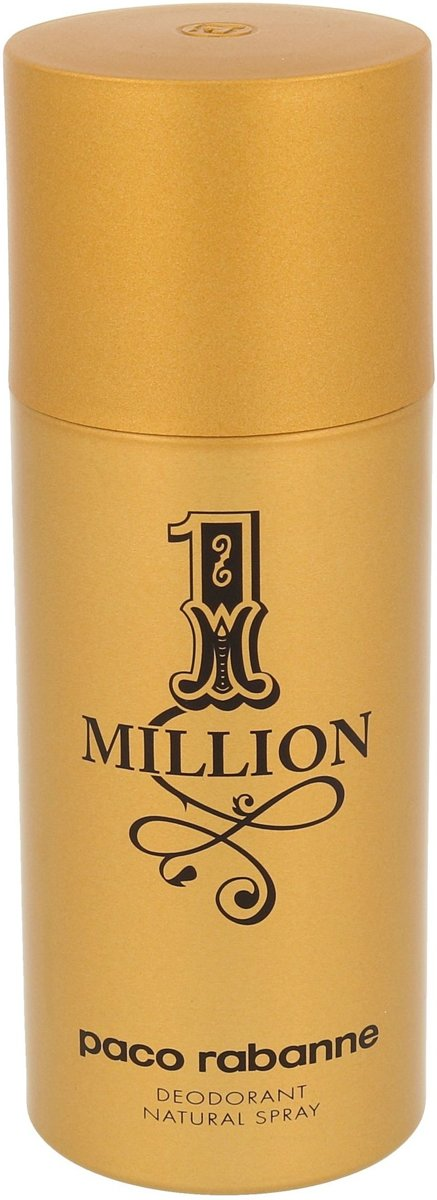 Paco Rabanne One Million 150 ml - Deodorant - for Men kopen