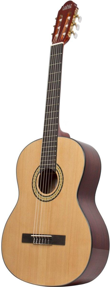 LaPaz C50N klassieke gitaar naturel