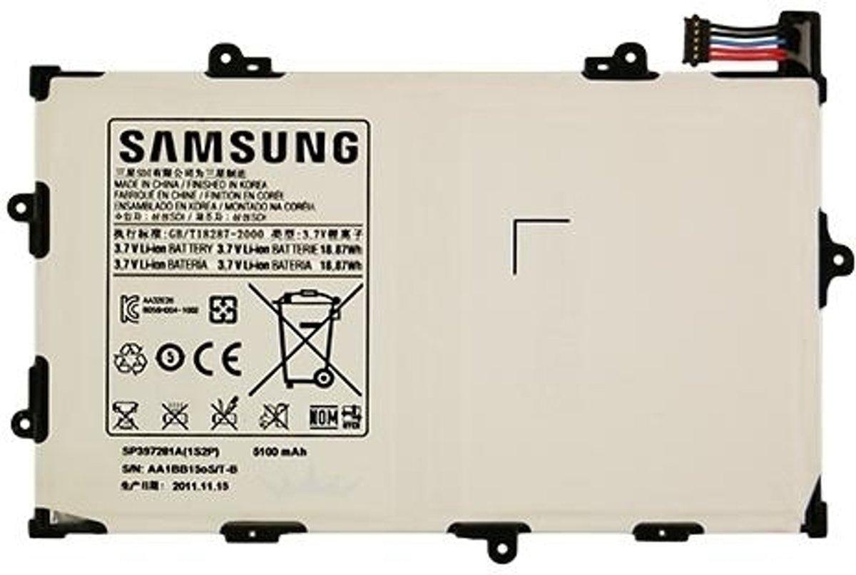 Samsung Galaxy Tab P6800 Batterij Origineel SP-397281A kopen