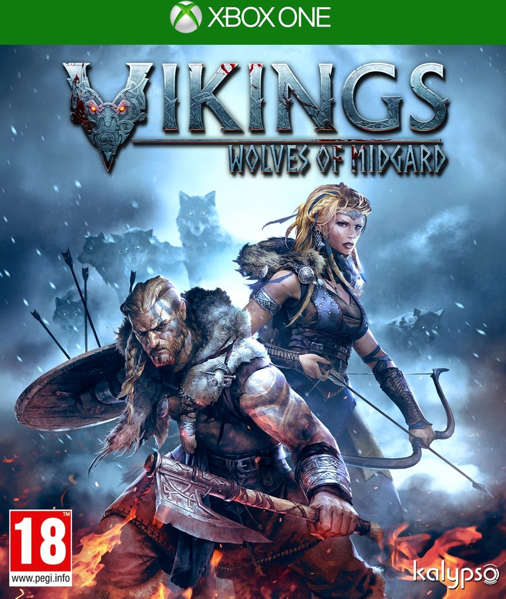 Vikings - Wolves of Midgard Xbox One
