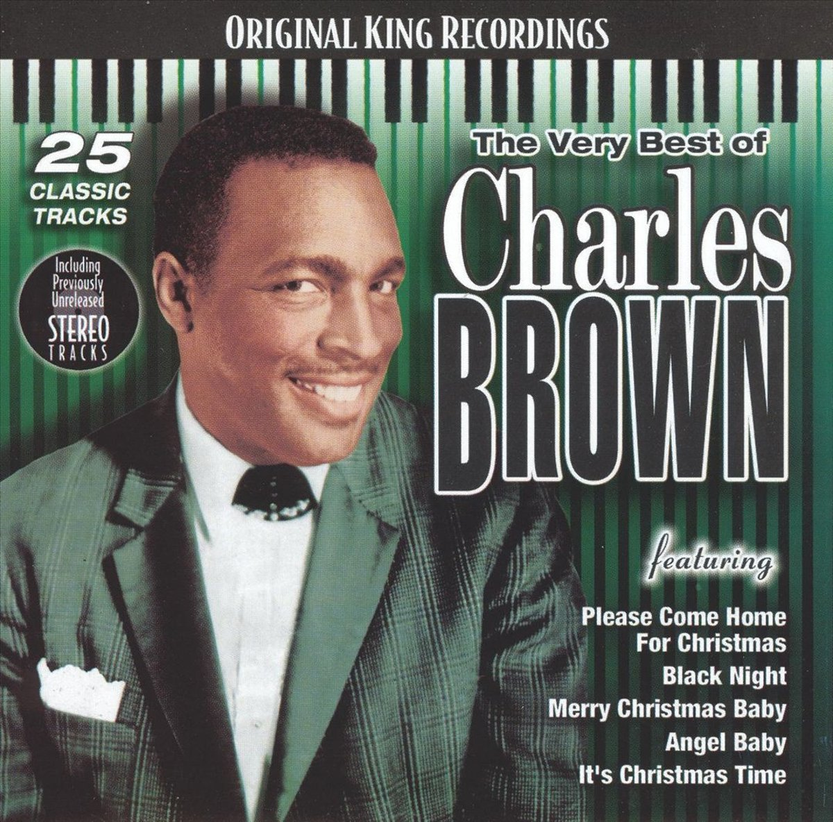 bol.com | The Very Best of Charles Brown, Charles Brown | CD (album) | Muziek