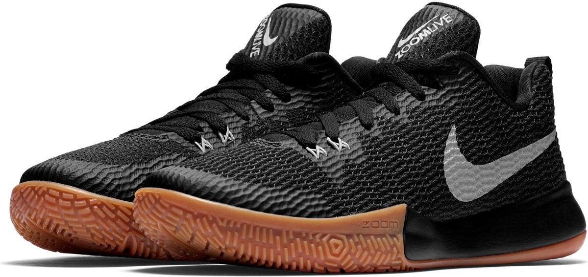 designer fashion a5a0b 102fb bol.com | Nike Zoom Live II Basketbalschoenen - Maat 43 - Mannen - zwart