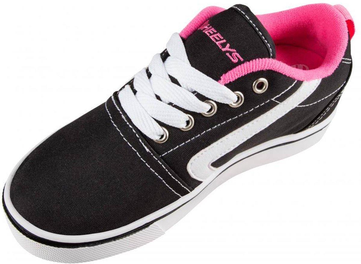 Chaussures À Roulettes Heelys Gr8 Pro - Chaussures De Sport - Enfants - Taille 31 - Noir / Rose xycoSZ