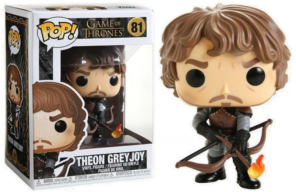 Pop! Game of Thrones - Theon Greyjoy with Flaming Arrows FUNKO kopen