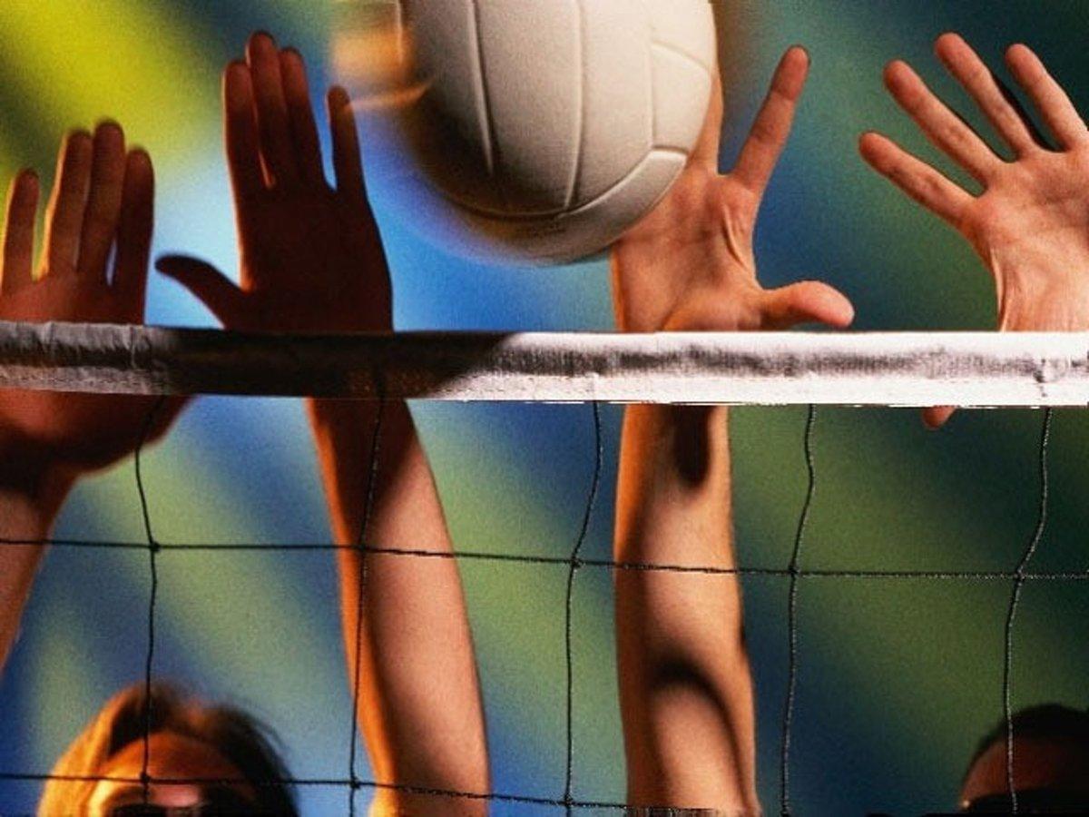 KWD Volleybalnet 3,0 mm Polyethyleen - Staalkabel - Zwart- Afmeting 9,5 x 1,0 meter kopen