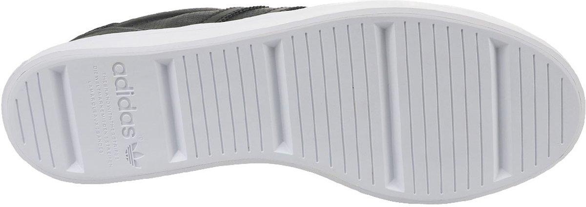 pretty nice f3f9a 7cea0 bol.com  Adidas Courtvantage BZ0442, Mannen, Zwart, Sneakers maat 44 EU
