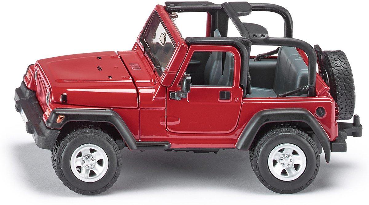 SIKU 4870 Jeep Wrangler