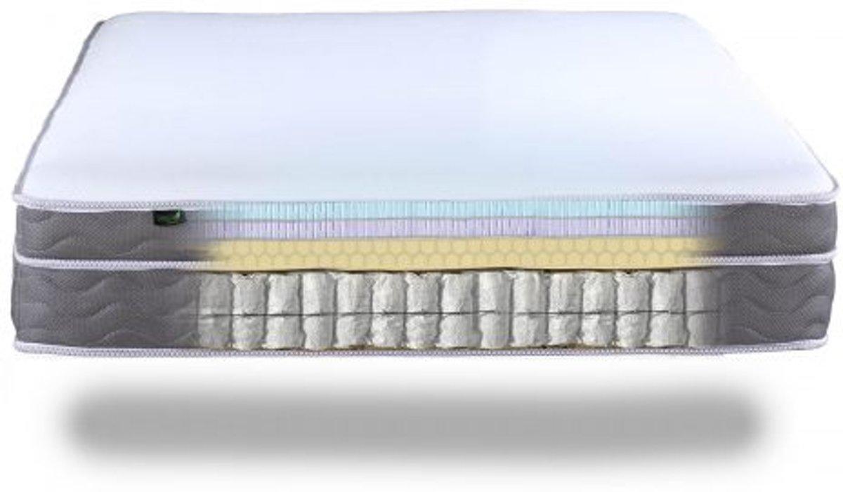 Larson Oslo - Matras - 140x200 cm - Medium