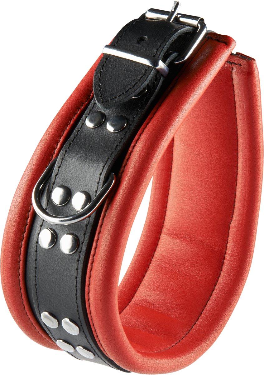 Foto van Hidden Desire Spannende rood zwarte halsband