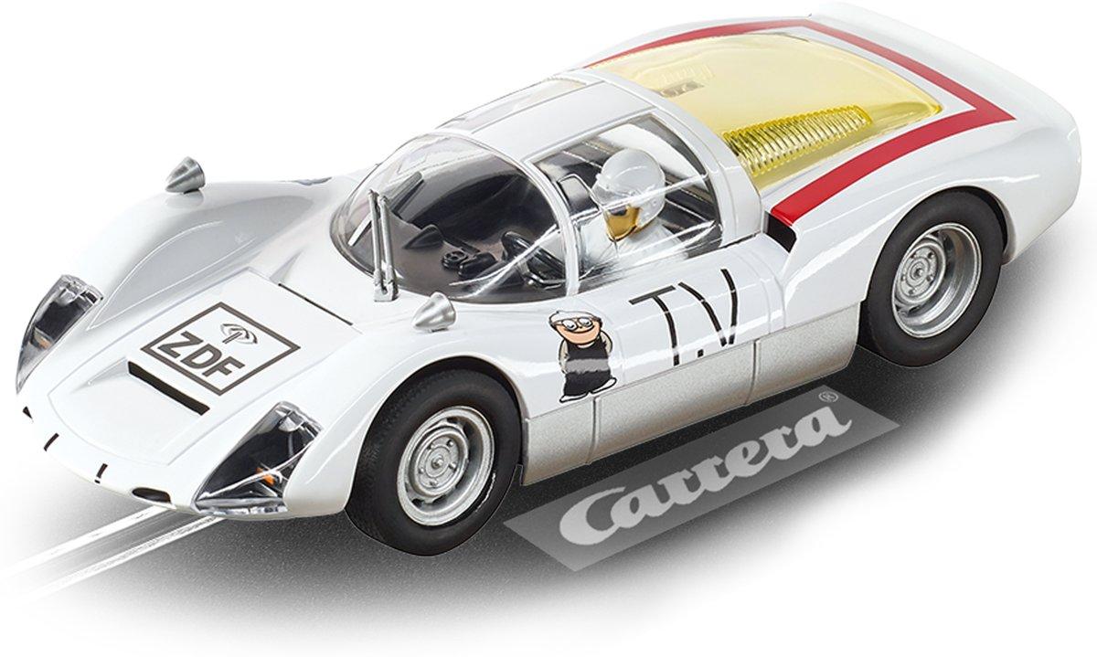 """Carrera DIG124 Porsche Carrera 6 """"TV"""", 1967 - Racebaanauto"""