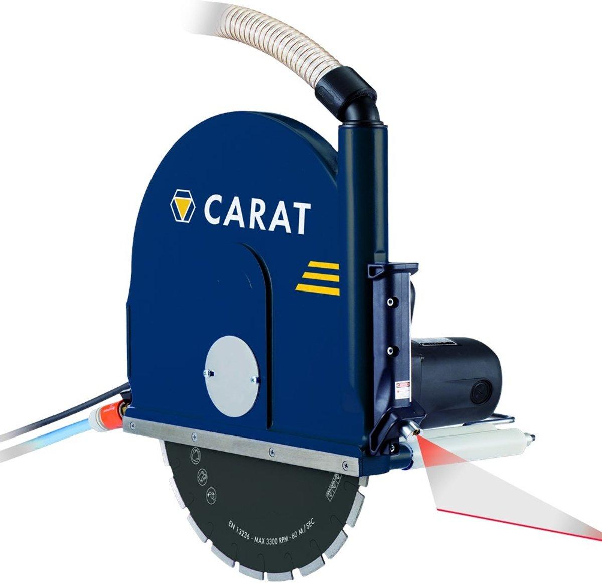 Muurzaagmachine Carat W-3011 300x30mm 2100 Watt