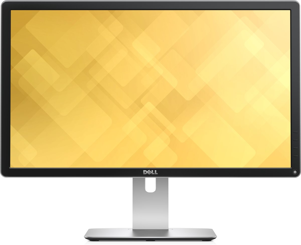 DELL Professional P2415Q 23.8'' 4K Ultra HD LED Mat Flat Zwart computer monitor LED display