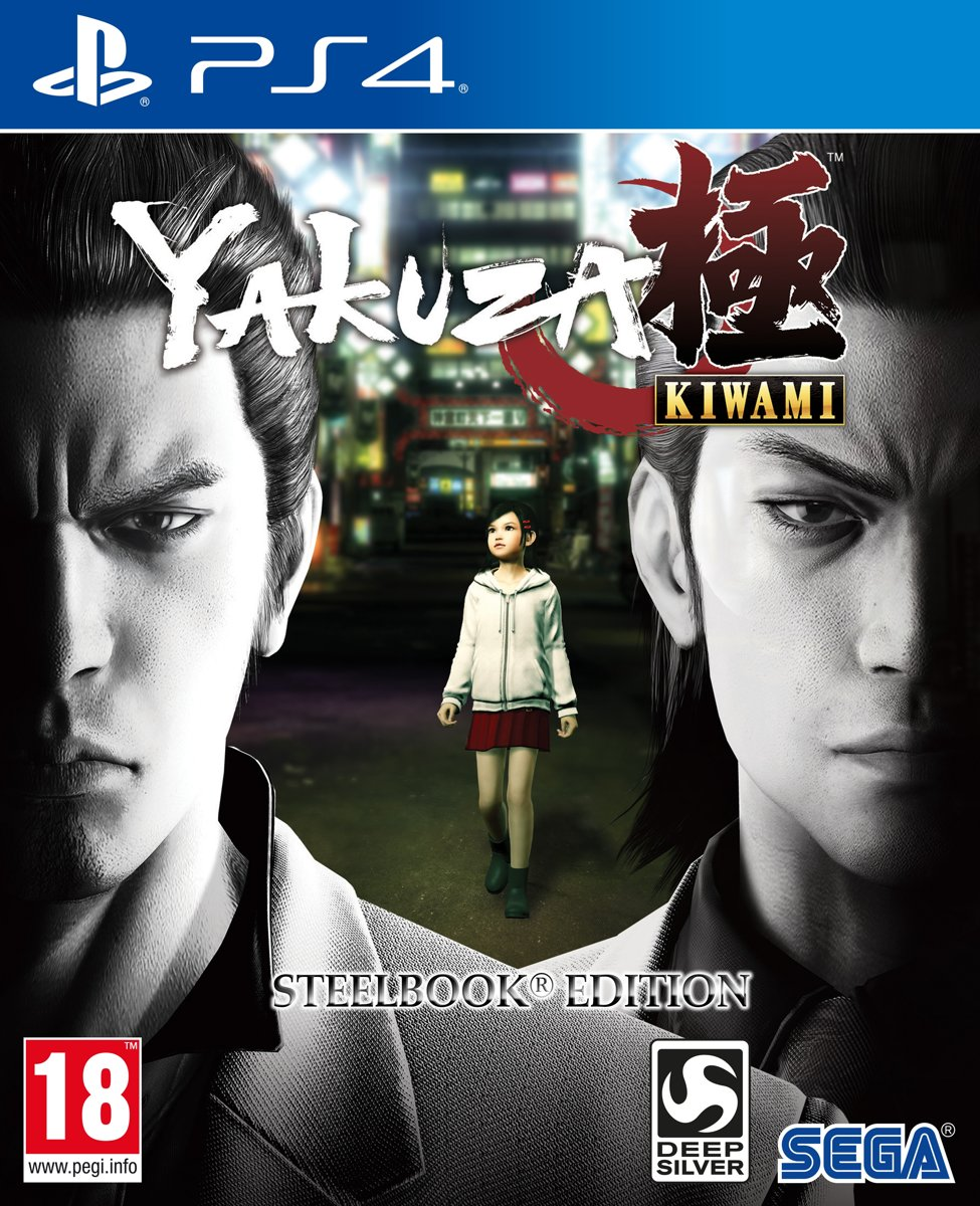 Yakuza Kiwami Steelbook Edition PlayStation 4