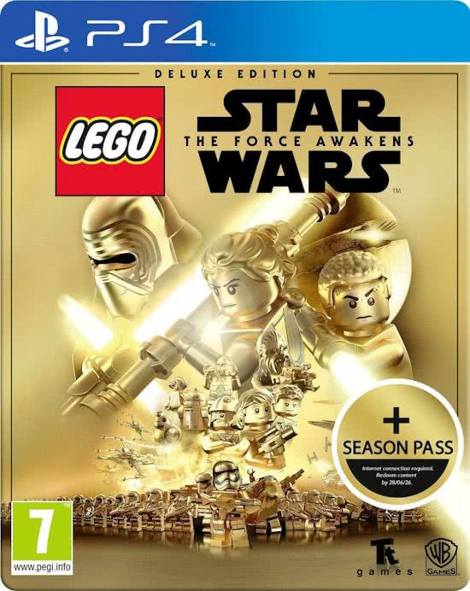 LEGO Star Wars: The Force Awakens - Deluxe Edition PlayStation 4
