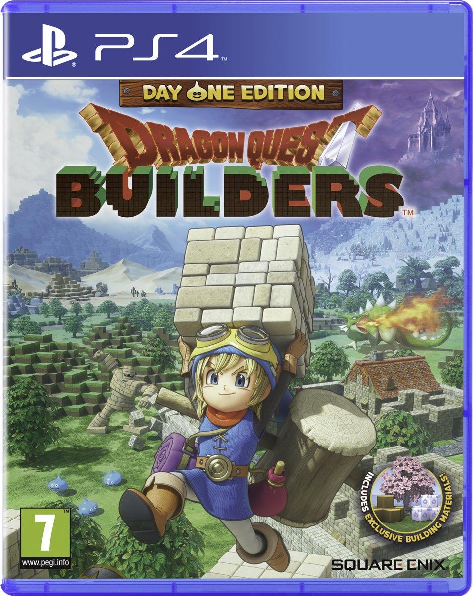 Dragon Quest Builders PlayStation 4