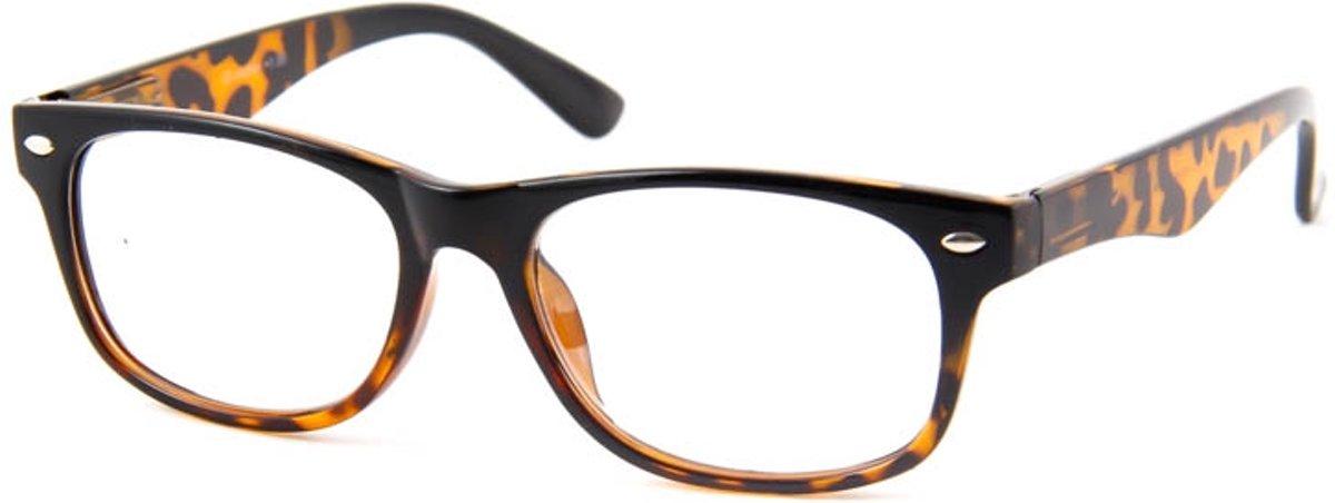 Leesbril iZi reader 08 zwart/havanna-+1.50 kopen