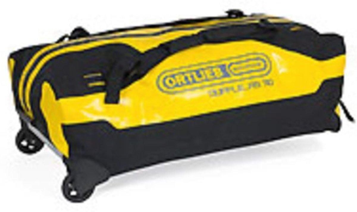Ortlieb Tas Reis/Rug/Rol Duffle RS 110 K13102 Yellow-Black kopen