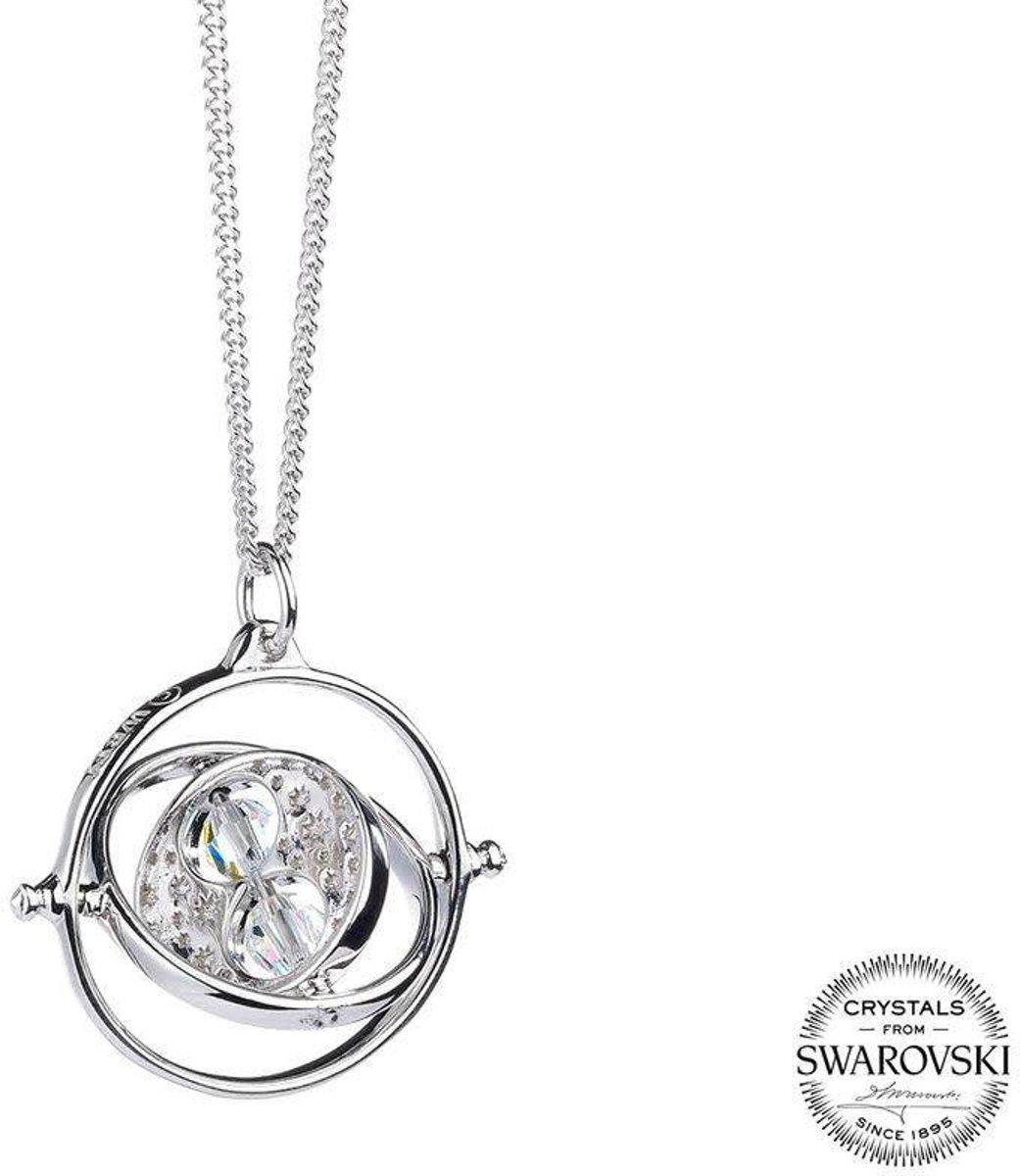 Time Turner Necklace with Swarovski crystals