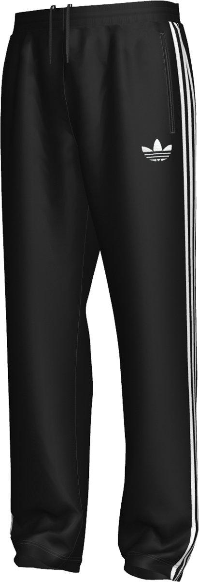 bol.com | adidas firebird - Sportbroek - Heren - Maat XS - Zwart