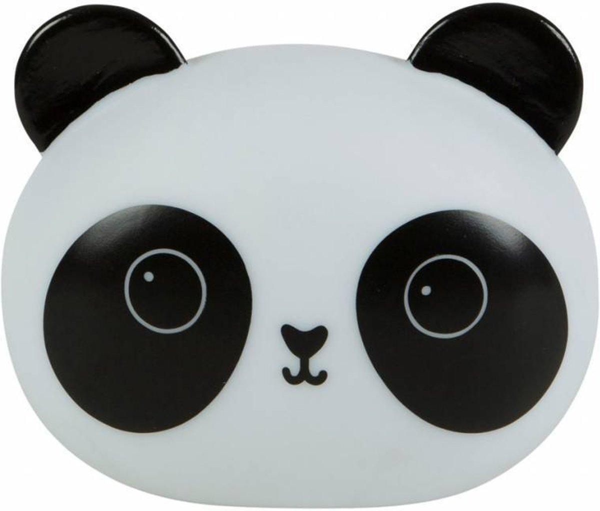 Sass & Belle | Nachtlampje Aiko panda Kawaii Friends met timer