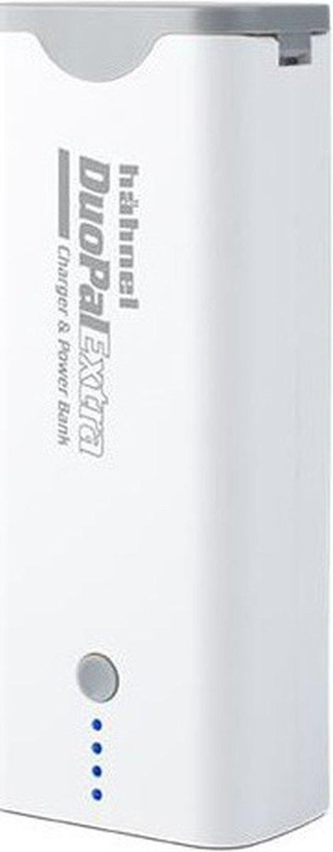 HAHNEL DuoPal Extra acculader + powerbank kopen