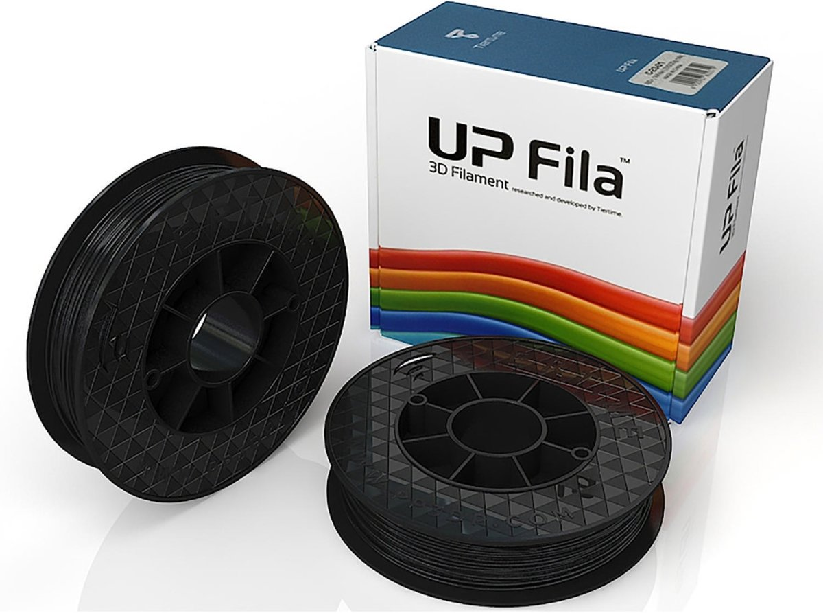 Filament ABS+ 1.75 mm 2-Pack Black