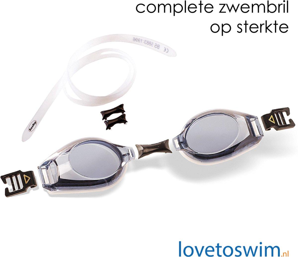 Zwembril op sterkte min -1.5 kopen