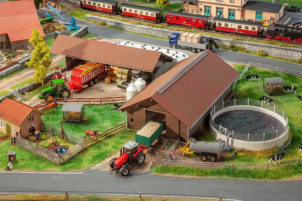 Faller - Landbouwbedrijf