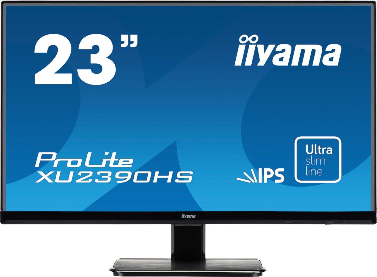 Iiyama ProLite XU2390HS-B1 - IPS Monitor