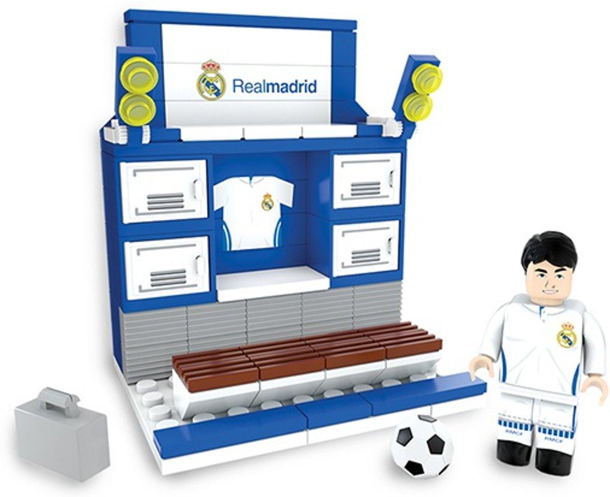 Kleedkamer real madrid NanoStars